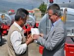 MEVLÜT YIĞIT - Akşehir'de 11 Köye Yangın Söndürme Tankeri