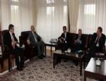 ORHAN YAVUZ - Thomson : 'Türkiye Ab'nin Her Zaman Bir Parçası Olmuştur'