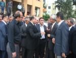 ADNAN KORKMAZ - Gümrük ve Ticaret Bakan Yardımcısı Fatih Metin Reyhanlı'da