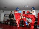 CEMAL ÇOLAK - Aksu'da Kick Boks Turnuvası