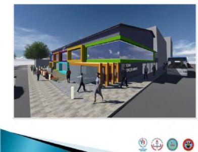Soma'nın Yeni Gençlik Merkezi'nin Projesi Hazır