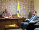 MEHMET AKIF OKUR - AK Parti İl Başkanından Seri Ziyaretler
