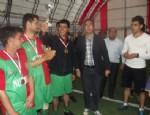 Nurhak'ta Futbol Turnuvası Sona Erdi