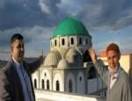 KUREYŞ - Araban Sa'd Bin Ebi Vakkas Hazretleri Camisi'nin Alemi Takıldı