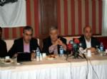 SİBEL ERASLAN - Akil İnsanlar Doğu Anadolu Bölgesi Heyeti, Kars'ta Stk'ları Dinledi