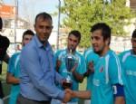 GEL GIT - Rektörlük Kupasını Simsarlar Kazandı