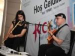 AKADEMI İSTANBUL - Caz Gitaristi Önder Focan, Küçükçekmece'de