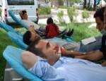 Nurhaklılar Kan Bağışında Bulundu