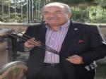 """AK Parti'li Uslu'dan, CHP'ye """"Oklu"""" Eleştiri"""