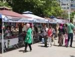 BULUTSUZLUK ÖZLEMI - Eskişehir 'sokak Festivali' İle Renklendi