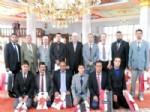 AHMET KOYUNCU - Kırşehir'de Kuran-ı Kerim'i, Ezanı Güzel Okuma ve Hafızlık Yarışması Yapıldı