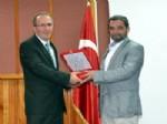 AHMET TURAN ALKAN - Beü'de 'gelecek İçin Bir Demokrasi Vizyonu' Söyleşisi