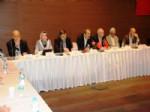 AHMET ŞEFİK - Akil İnsanlar Karadeniz Komisyonu Trabzon Toplantısı