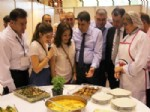 KABAK DOLMASı - Ege Yemekleri Zirvede Yarıştı