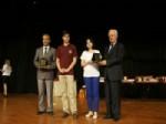 KADIR OKATAN - Dereceye Giren Öğrenciler Ödüllendirildi