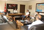 Mazıdağı'nda Madde Bağımlılığını Engellemeye Yönelik Komisyon Toplantısı Yapıldı