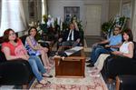 TİME DERGİSİ - Azerbaycanlı Gazeteciler Muğla'da