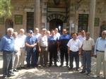 SARı SELIM - Polisten Huzurevi Sakinlerine Tarih Gezisi