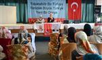 SÜRÜ PSİKOLOJİSİ - Avukat Zübeyde Kamalak'tan Zonguldak'ta Kadın ve Hukuk Konferansı