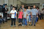 MUSTAFA EMIR - Belediye Satranç Turnuvası Büyük İlgi Gördü