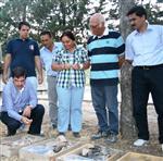 MEHMET TANıR - İl Kültür ve Turizm Müdürlüğü Yüzey Araştırmalarına Başlıyor