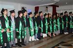 İSMAIL YıLDıRıM - Barbaros Yüksek Okulu İlk Mezunlarını Verdi