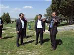 ARIF TEKE - Zafertepeçalköy'de '30 Ağustos Zafer Bayramı' Hazırlıkları
