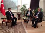 İSMAİL HANİYE - Dışişleri Bakanı Davutoğlu'ndan Tgrt Haber'de Önemli Açıklamalar
