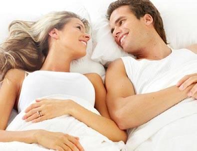 Melakukan hubungan seksual yang tidak langsung