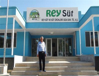 Süt Fabrikası Istihdama Katkı Sağlıyor Bitlis Iline Bağlı