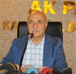 KANAL İSTANBUL - Ak Parti Kayseri Milletvekili İsmail Tamer: