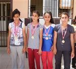 TAYTAN - Taytanlı Öğrenciler 17 Madalya Kazandı