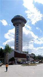 ATAKULE - Türkiye'nin İkinci Büyük Kulesi Turhal'da Hizmete Açılacak