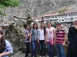 İkizceli Öğrenciler, Şehzadeler Şehri Amasya'da
