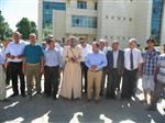Ak Parti Milletvektili Öz, Pütürge'yi Ziyaret Etti