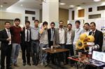 KÜRŞAT ÖZDEMİR - İyte Su Altı Araştırma Robotu Projesini Gerçekleştirdi
