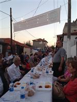 BİROL KAYA - Belediye'nin İftar Yemekleri Devam Ediyor