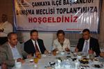 SÜLEYMAN YıLMAZ - Ak Parti Çankaya İlçe Başkanı Yılmaz: