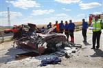 Kırıkkale'de İftar Öncesi Feci Kaza: 5 Ölü, 2 Yaralı