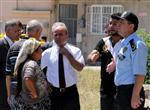 ALİ OSMAN KAHYA - Olayların Yaşandığı Mahallede Kaçak Evler Yıkıldı