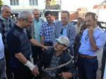 Karaman Milletvekilleri Elvan ve Akgün'ün Ziyaretleri Devam Ediyor