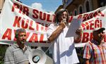 SIVAS KATLIAMı - Ayvalık'ta Alevilerden Sivas Olayları