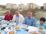 OSMANLI CAMİİ - Osmanlı Camii'nde İftar Yemeği