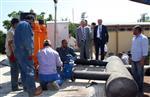 MOLLAKENDI - Elazığ Belediyesi Saniyede 300 Litre Daha Su Üretecek