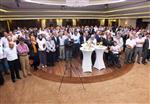 HASAN ANGı - Konya'da Ak Parti Siyaset Akademisi'nin Mezunları Buluştu
