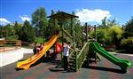 CEMAL SÜREYYA - Çankaya Parkları İhtiyaçlara Uygun Olarak Yenileniyor