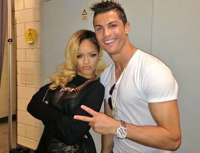 Rihanna'dan Ronaldo İçin Şok Açıklama!