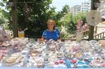 DENIZ KABUĞU - Yumurtalık'ta Hediyelik Eşya Stantları Açıldı