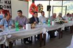 ANAYASA SÜRECİ - Ak Parti, Kuruluş Yıldönümü Yemeği Düzenledi