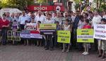 AHMET FARUK ÜNSAL - Çaycuma'da Mursi'ye Destek